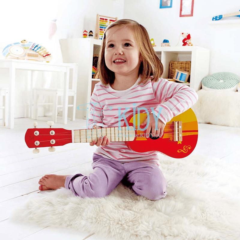 Raudona gitara (Hape) 2