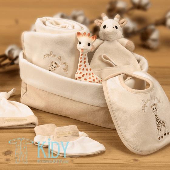 SOPHIE la Giraffe newborn set