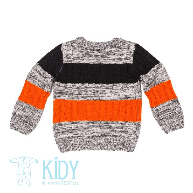 Pilkas džemperis TUNES (Minoti) 2