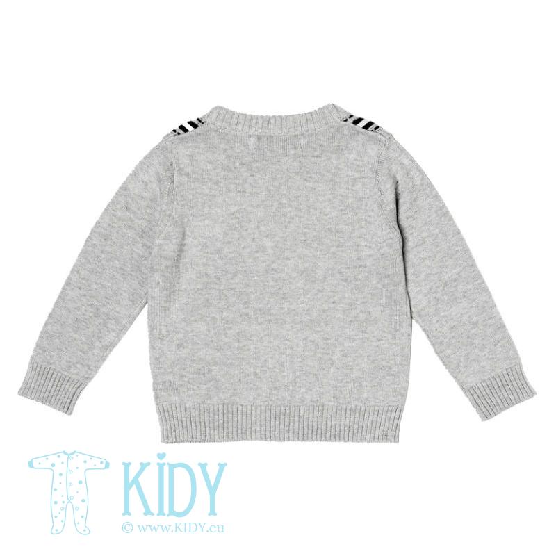 Pilkas džemperis COOL (Minoti) 2
