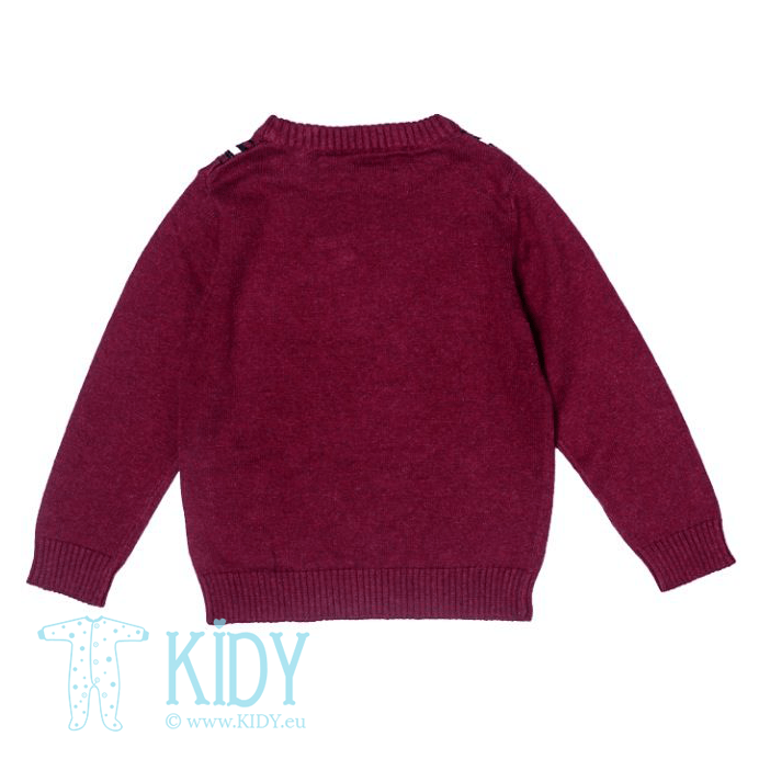 Berry jumper COOL (Minoti) 2