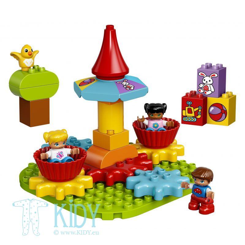 LEGO® DUPLO® Creative Play My First Carousel (LEGO) 2