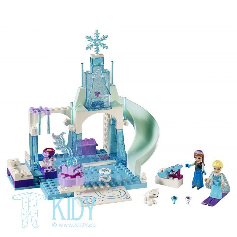 Игровая площадка LEGO® Juniors Anna & Elsa's Frozen Playground (LEGO) 2