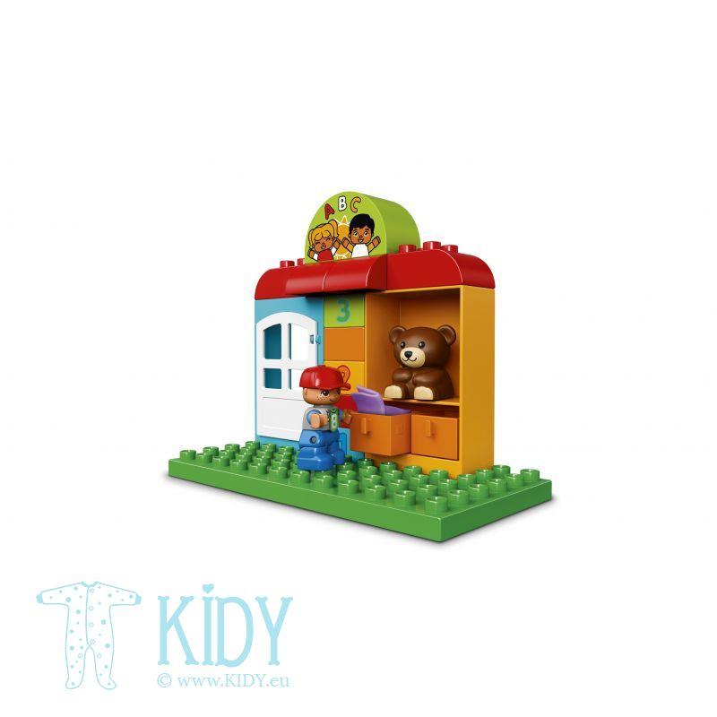 Детский сад  LEGO® DUPLO® Town Nursery School (LEGO) 2
