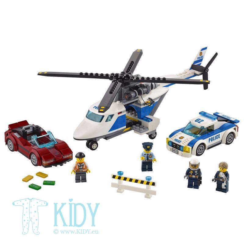 LEGO® City Police High-speed Chase (LEGO) 2