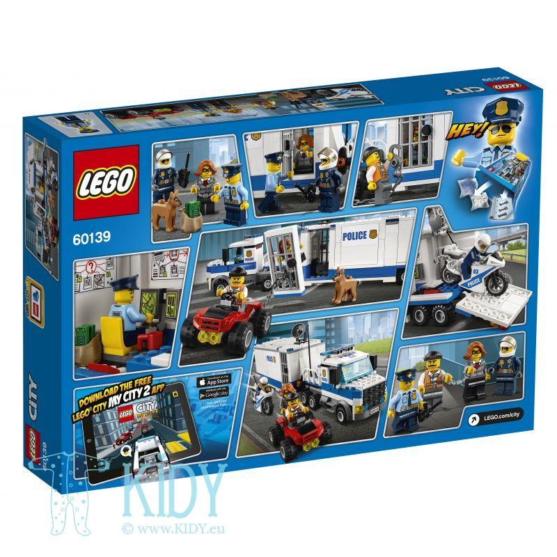 LEGO® City Police Mobile Command Center (LEGO) 2