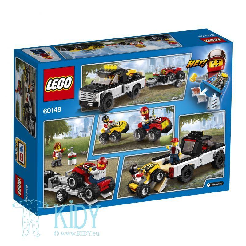 LEGO® City Great Vehicles ATV Race Team (LEGO) 2