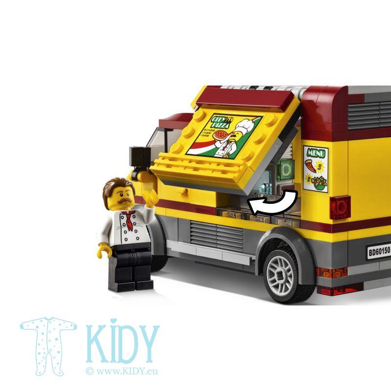 LEGO® City Great Vehicles Picerija autobusiuke (LEGO) 2