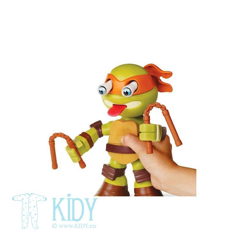 Figūrėlė Squeeze'ems Michelangelo (TMNT) 2
