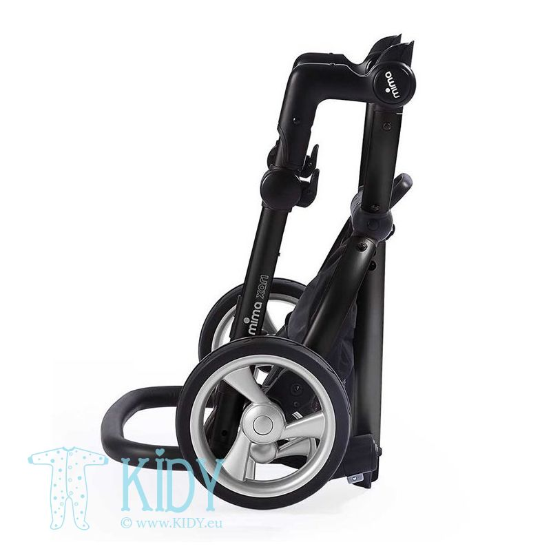 Xari Chassis Box Black