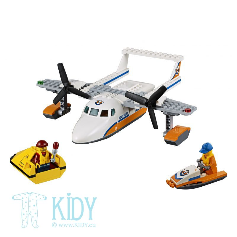 LEGO City Coast Guard Sea Rescue Plane (LEGO) 2