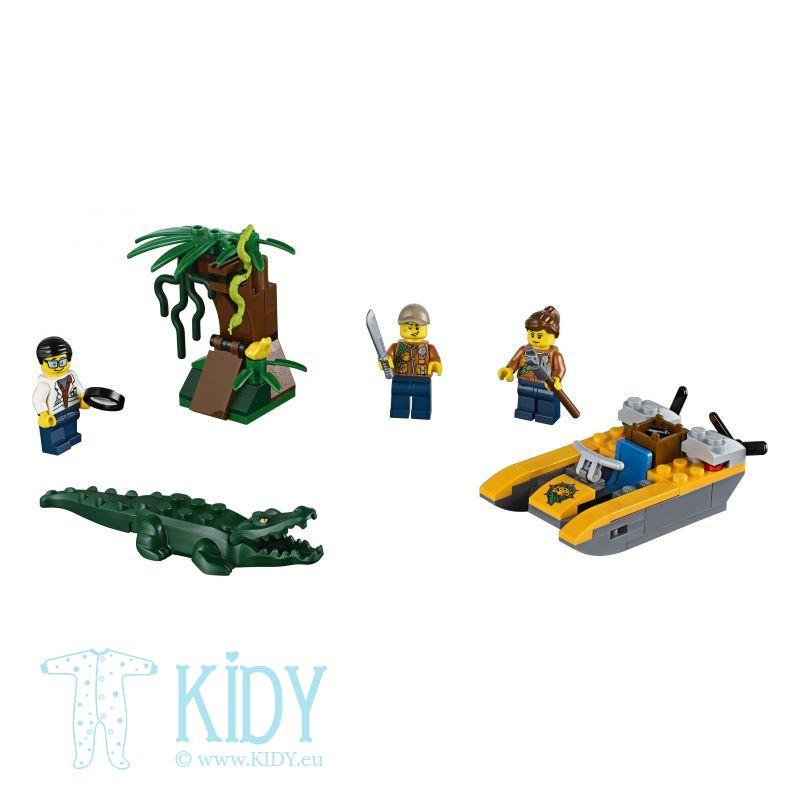 LEGO City Jungle Explorers Džiunglių rinkinys pradedantiesiems (LEGO) 2