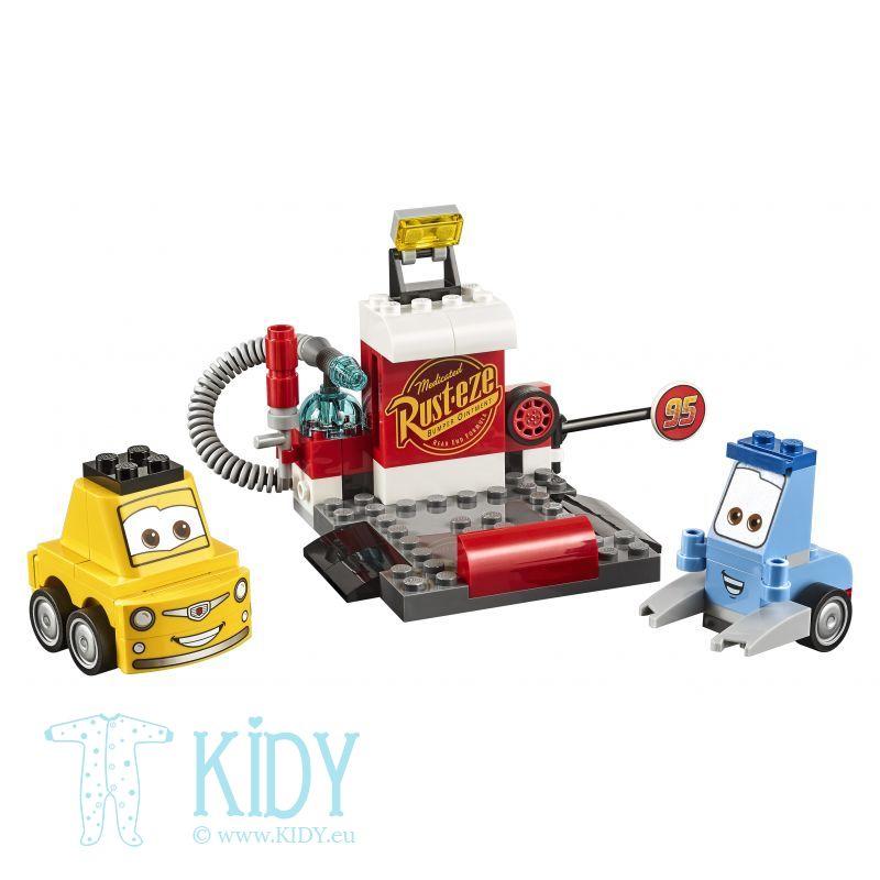 Станция обслуживания LEGO Juniors Guido and Luigi's Pit Stop (LEGO) 2