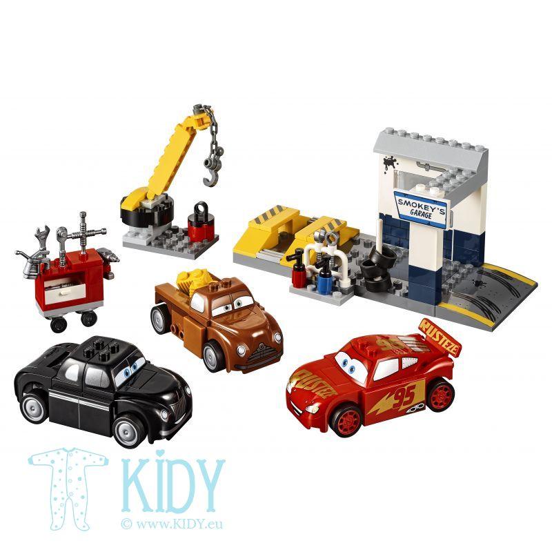 LEGO Juniors Smokey's Garage (LEGO) 2