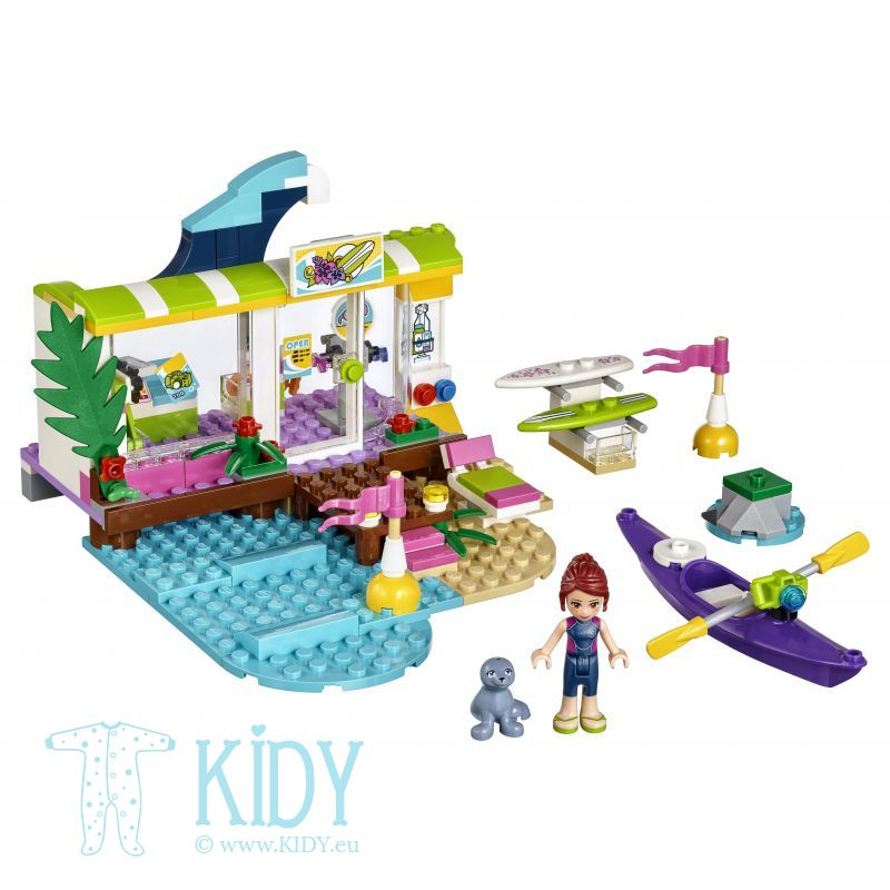 Магазин серфинга LEGO Friends Heartlake Surf Shop (LEGO) 2