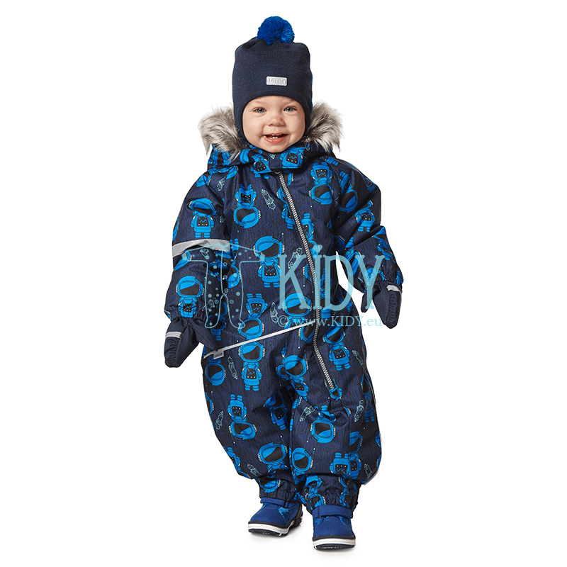 Navy ASTRONAUT winter overall (Lassie by Reima) 2