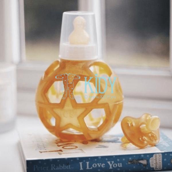 Komplektas BOTTLES: 2 stikliniai buteliukai (Hevea Planet) 2