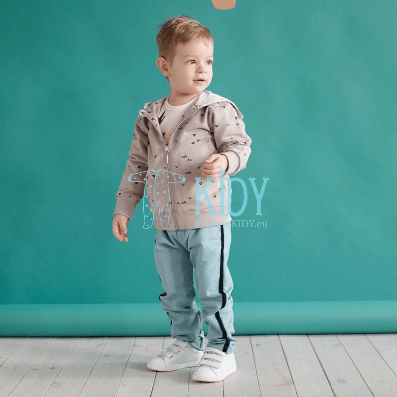 Beige LEON hoodie (Pinokio) 2