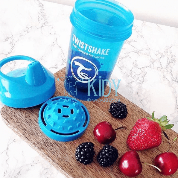 Blue SIPPY CUP CRAWLER (Twistshake) 2