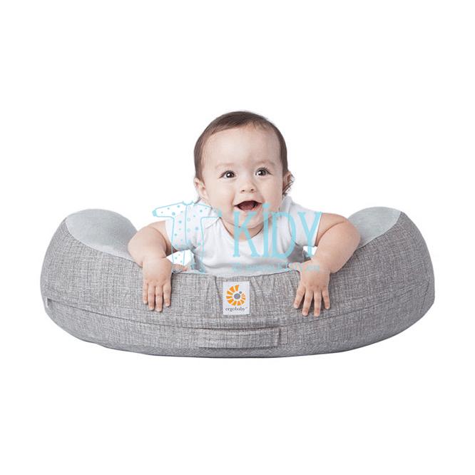 Pilka maitinimo pagalvė (ErgoBaby) 2