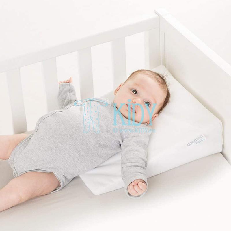 Белая подушка Rest Easy Small/Large (Doomoo) 2
