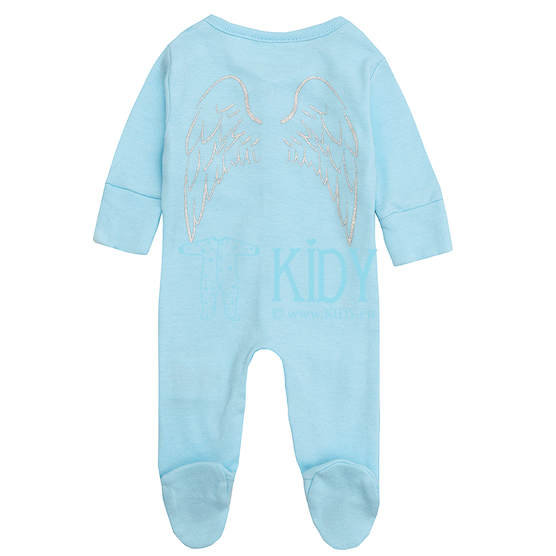 Blue ANGEL sleepsuit (Baby Town) 2