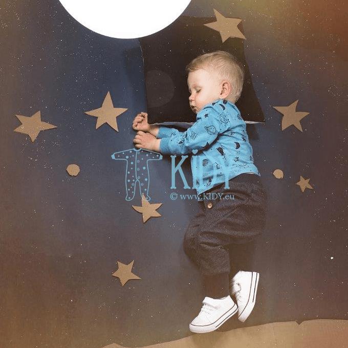 Синий топ BIG DREAM (Pinokio) 2