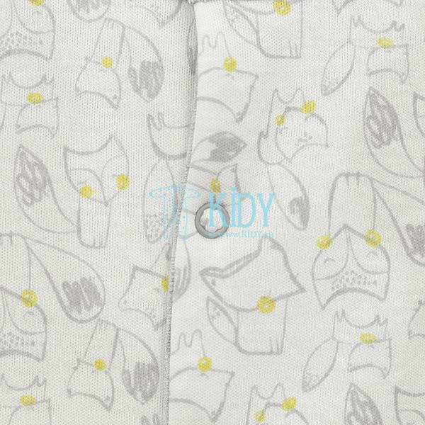 Baltas kombinezonas-pižama FELIX (Lorita) 2