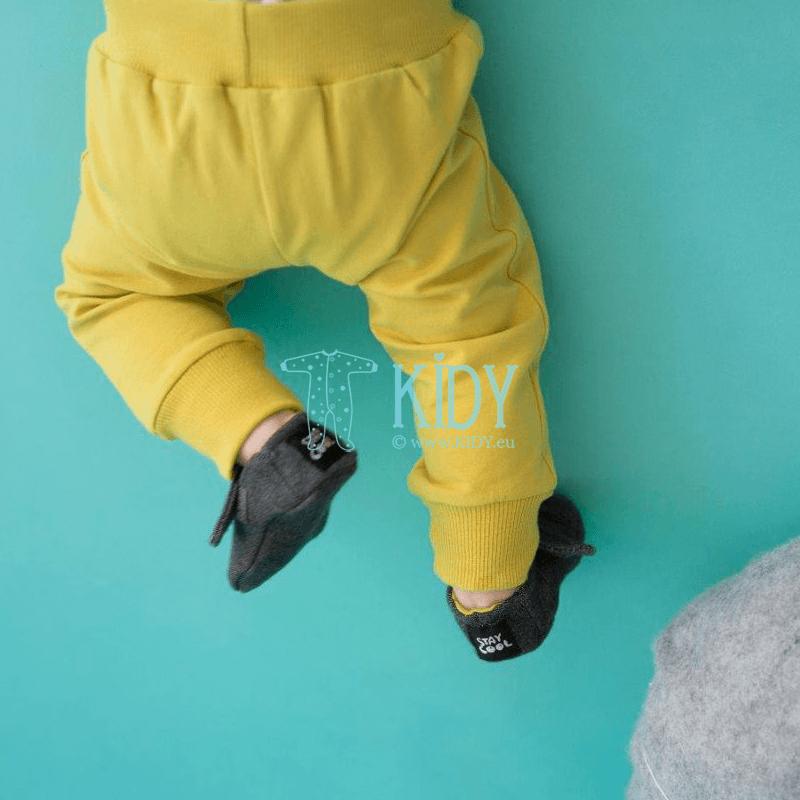 Geltonos kelnytės FUNNY DOG (Pinokio) 2