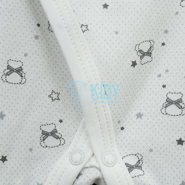 White CUTE sleepsuit (Lorita) 2