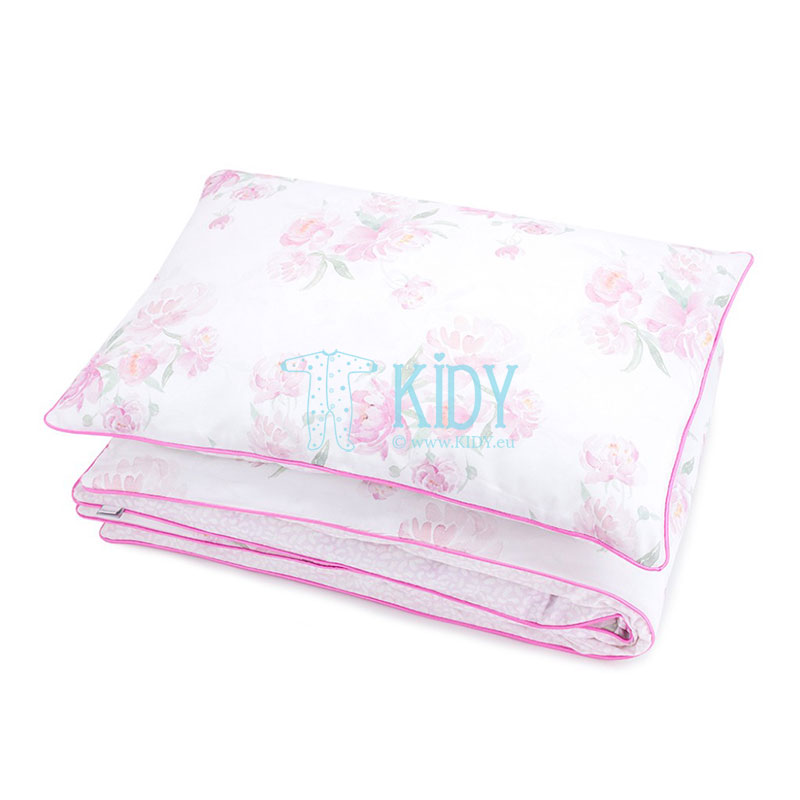 2pcs Peonie bedding set