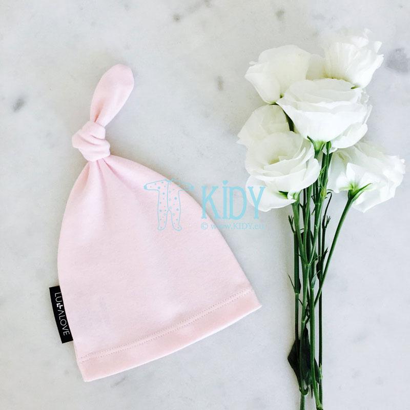 Pink PAPROCIE hat (Lullalove) 2