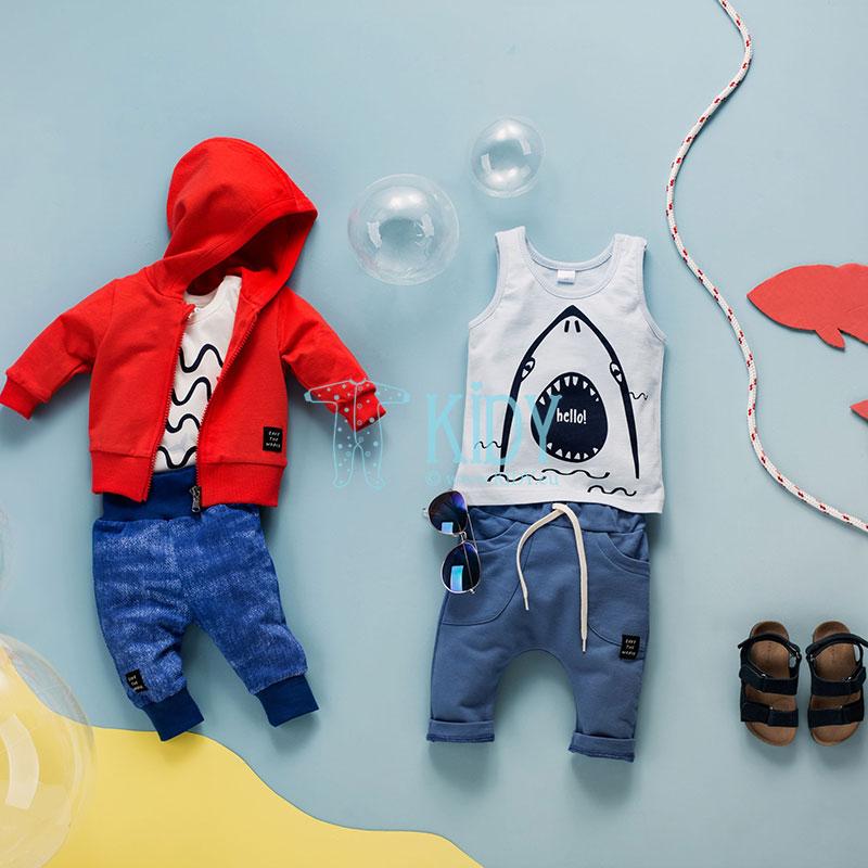 Raudonas džemperis OCEAN DREAM (Pinokio) 2