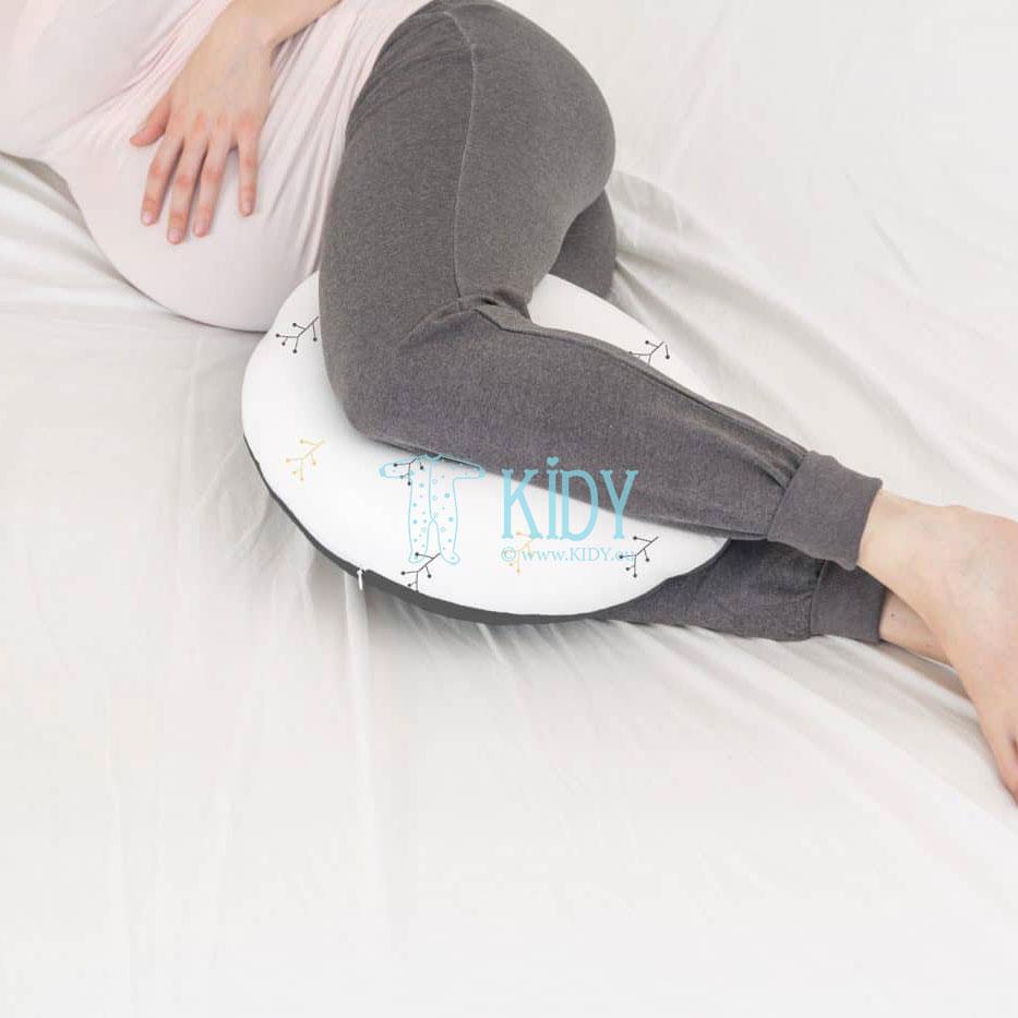 Pagalvė BELLY FLOWERS nėščioms moterims (Doomoo) 2