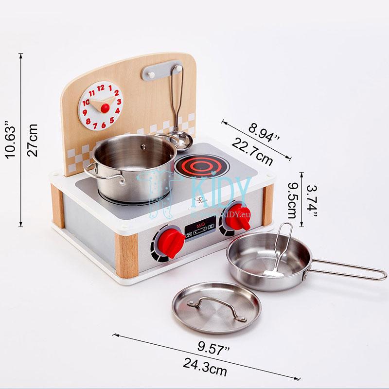 Virtuvės įrankių rinkinys (Hape) 2