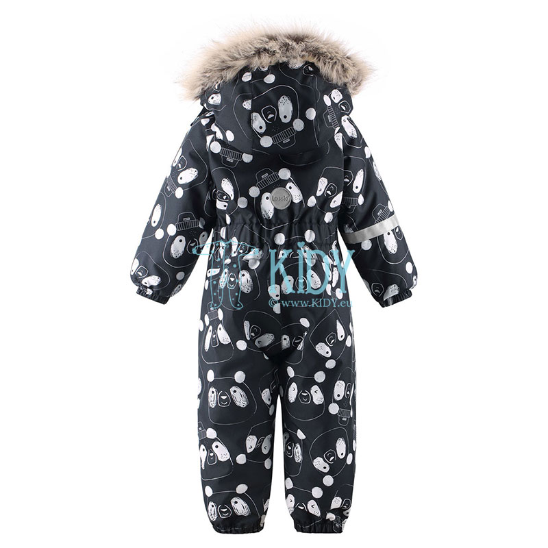 Pink ZAIGA Soft Heather snowsuit