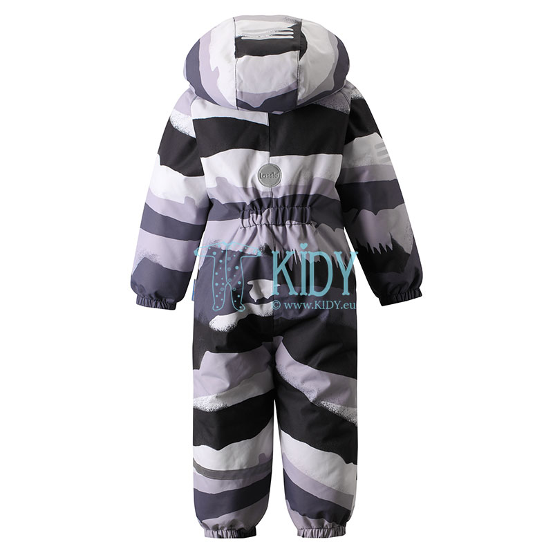 Grey MOUNTAINS Lassietec snowsuit