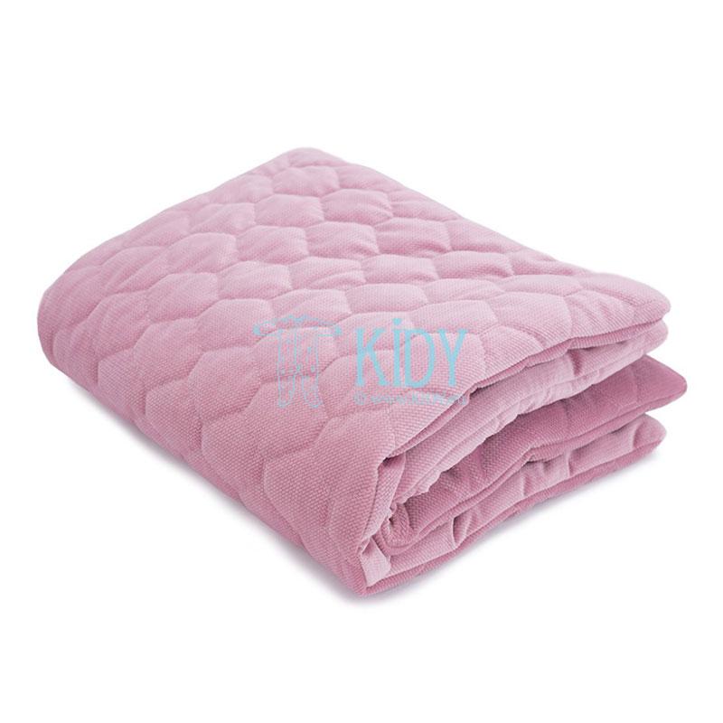 Rožinė antklodė Peonie (MAKASZKA) 2