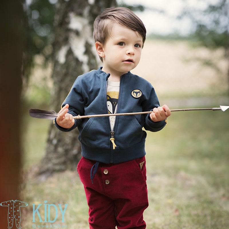 Mėlynas džemperis SECRET FOREST (Pinokio) 2