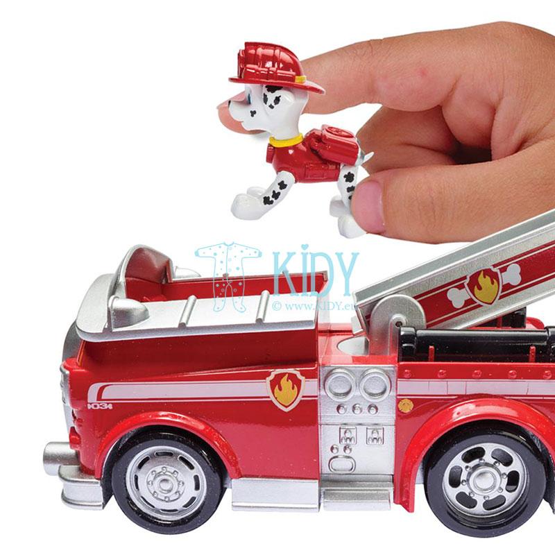 Marshall ir jo gaisrinė mašina (Paw Patrol) 2