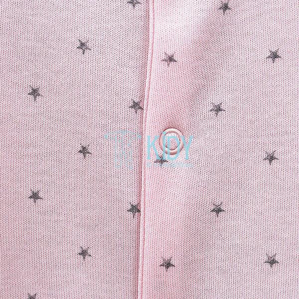 Rožinis kombinezonas-pižama BETSY