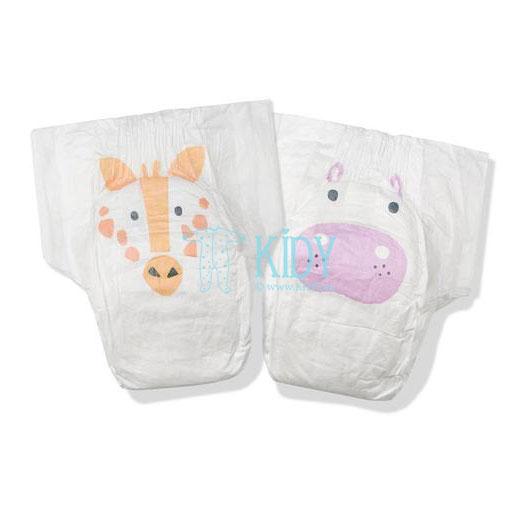 Eko sauskelnės GIRAFFE & GIPPO №3 kūdikiams (Kit & Kin) 2