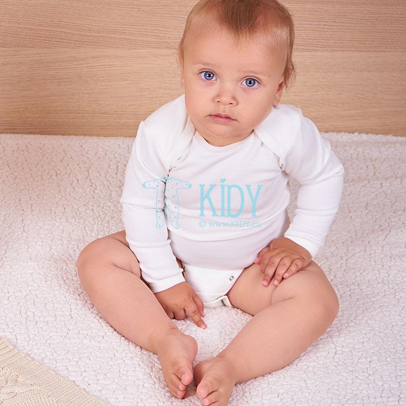 Ecru bodžiukas ORGANIC (BIO Baby) 2