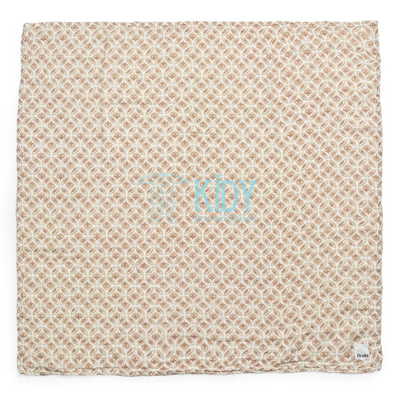 Bamboo muslin SWEET DATE blanket
