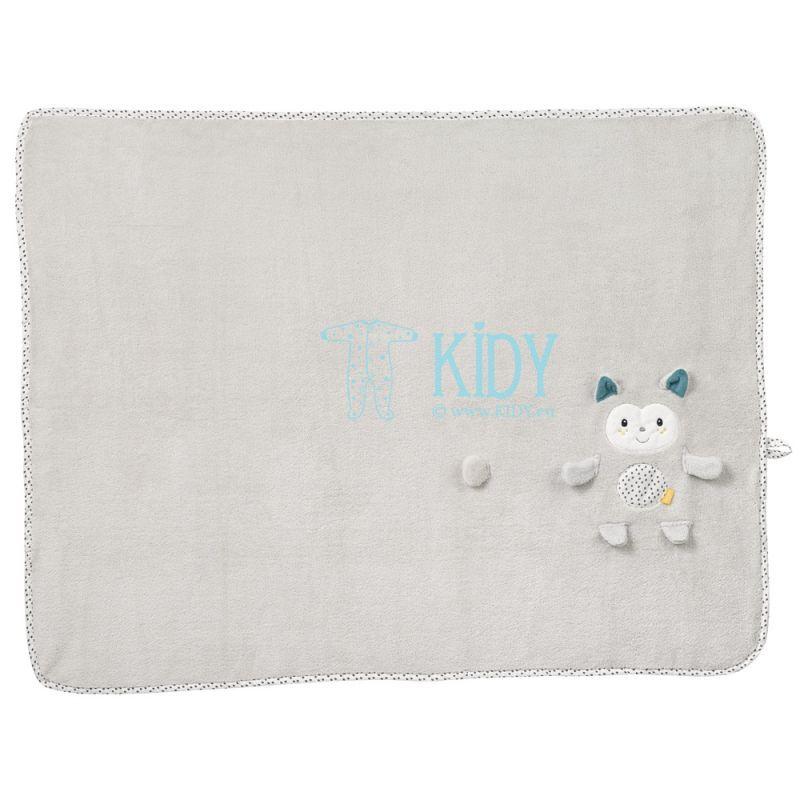 Vaikiška antklodė Katinėlis (BabyFehn) 2