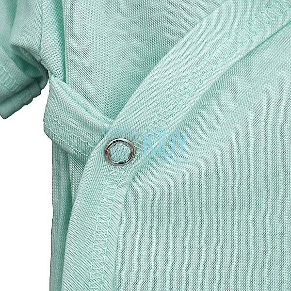 Žalias susiaučiamas smėlinukas PIPSI KOALA trumpomis rankovėmis