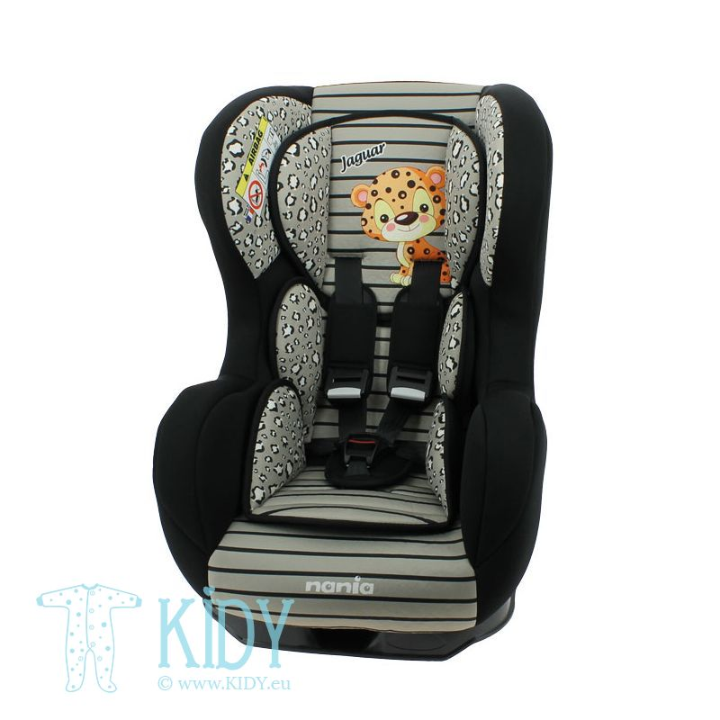 Automobilinė kėdutė Cosmo SP+ Jaguar