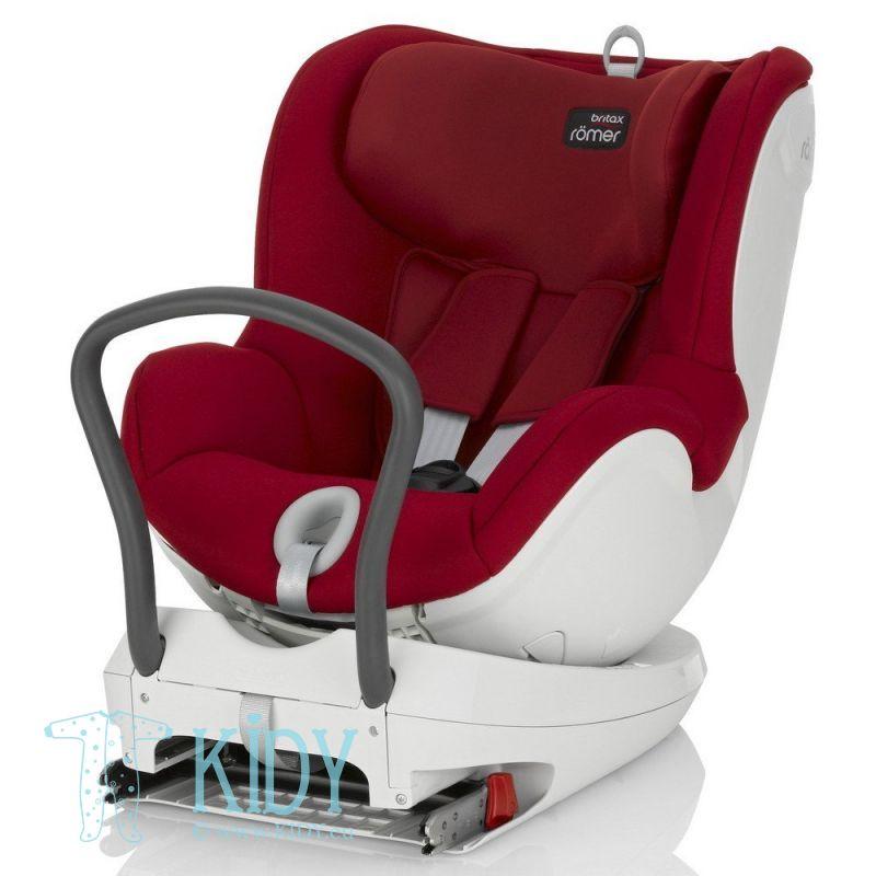 Car seat Dualfix Flame Red