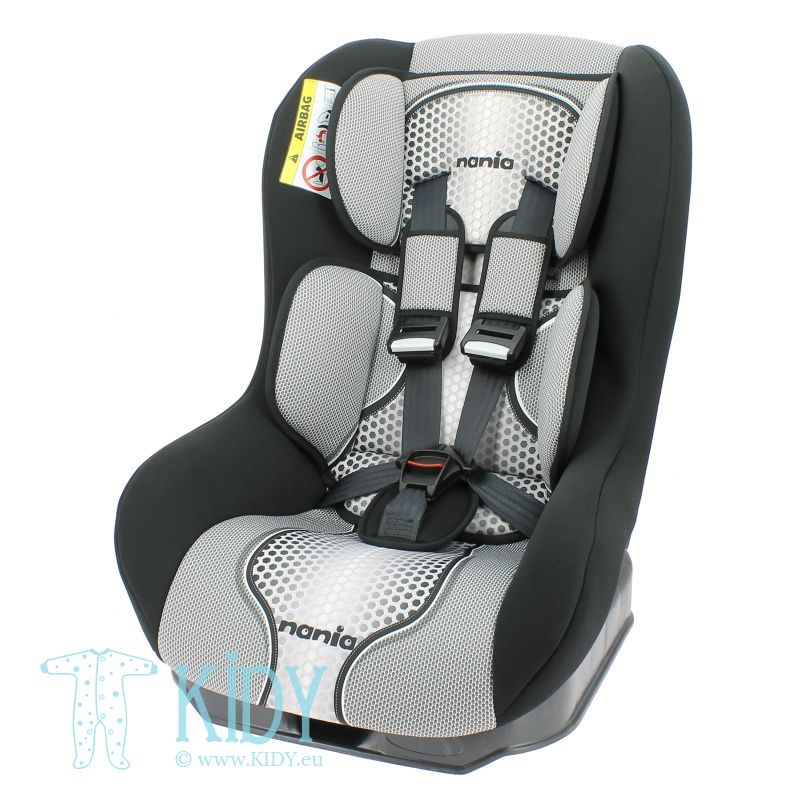Car seat Driver POP Black