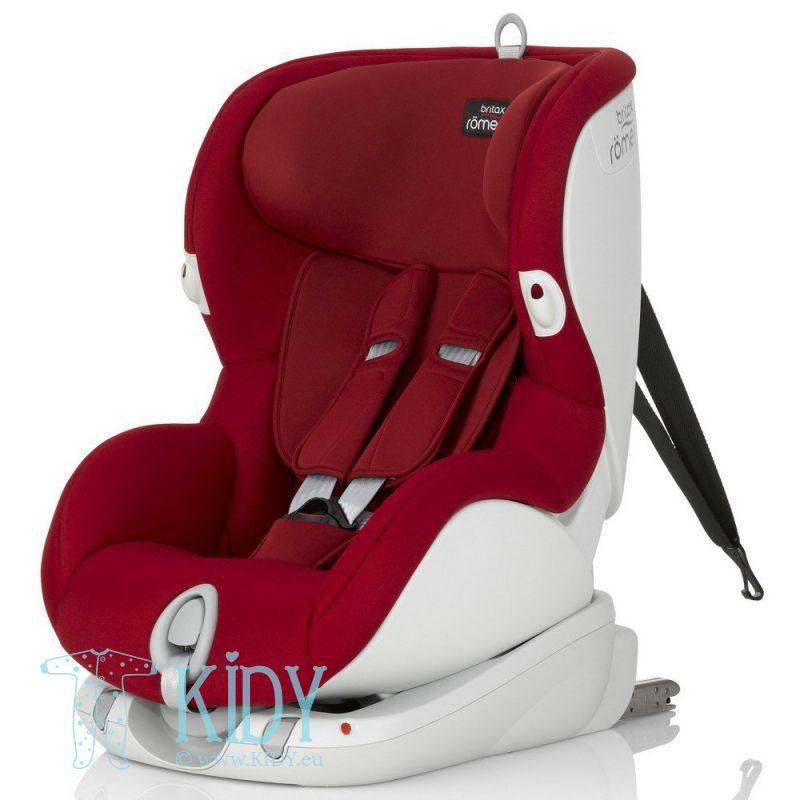 Car seat Trifix Flame Red